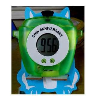 🚚 水電池電子鐘/時鐘