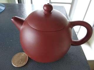 100% 全新大红袍紫砂茶壶