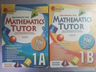 Sec1 Mathematics Tutor