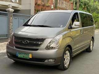 2011 Hyundai Grand Starex HVX Top of the Line