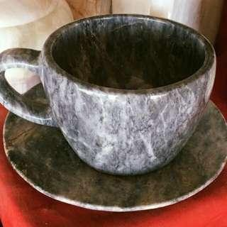 Marble Cup and Saucer Sale!!