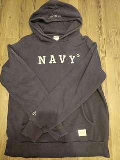 🚚 Navy 帽t L
