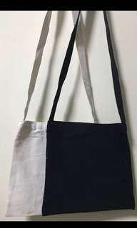 Canvas Sling Bag (Good/Thick Material) [Instocks]