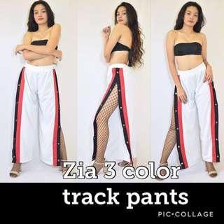 ZIA TRICOLOR TRACK PANTS