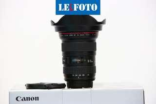 Canon 16-35mm F2. 8 Mark2