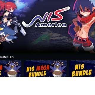 Steam NIS America Publisher Weekend