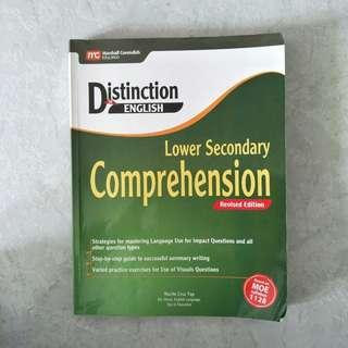 distinction in english lower secondary