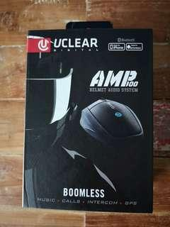 UClear Amp100 Helmet Audio System