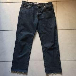 Pull and Bear Regular Mom Jeans