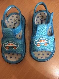 #Jualanibu Sepatu Tali Kids Litte M