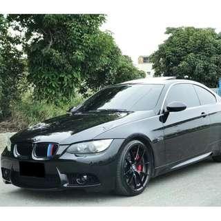 BMW E92 335ci 雙渦輪增壓 雙門無框跑車