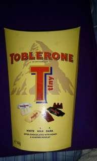 Toblerone Box Minis