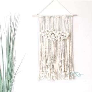 🚚 Wall Decor Macrame Rope Art Wall Art Fiber Art