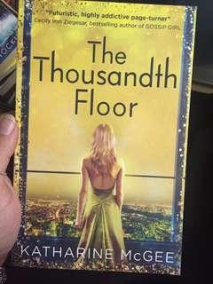 The Thousandth Floor by Katherine Mcgee
