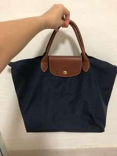 Authentic Longchamp Bag (medium)