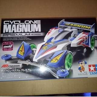 Cyclone Magnum Premium