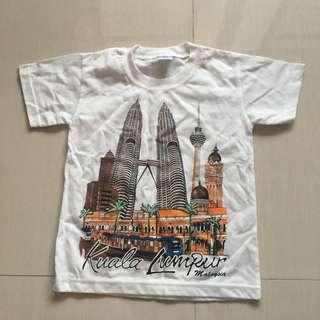 Shirt from Malaysia