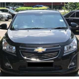 Chevrolet Cruze - CHEAP, FUEL EFFICIENT CAR FOR GRAB DRIVER. HOT PROMO. CALL NOW. ALVIN 96906852