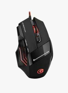 GCLEXUS Cool Luminous 6D Gaming Mouse A210