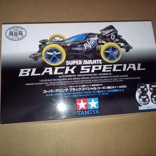 Super Avante Black Special