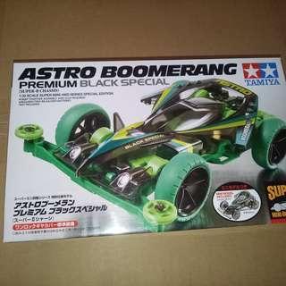 Astro Boomerang Premium Black Special