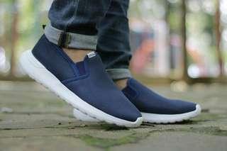 Adidas Cloadfoam Cowok | Sneakers Cowok