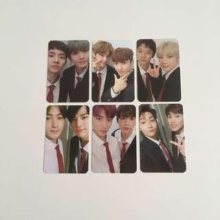 [wts] theboyz ore order benefit photocards