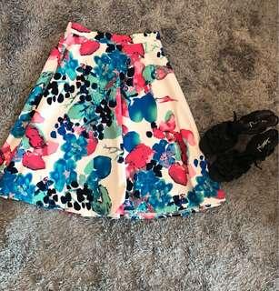 Apartment 8 skirt