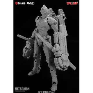 Pre-Order for Complete Figure - Ultraman 2011 1/6 - Ultraman Suit Ver. 7.2 (Diecast)