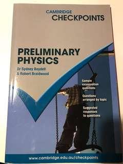 Cambridge Checkpoints - Physics