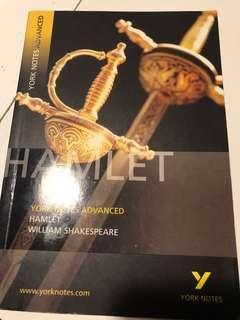 Hamlet - York Notes Advanced