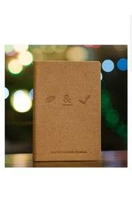 2019 Coffee Bean Journal and Planner