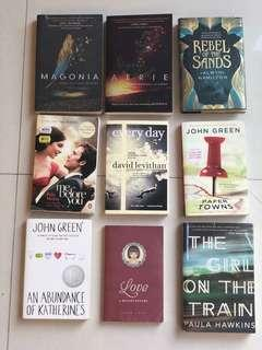 Aneka Novel English (Import)