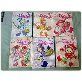 Doremi special colour edition Vol 1 - 6 (not end) IDR 30.000/set