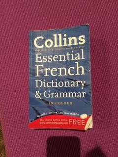 French Dictionary Collins