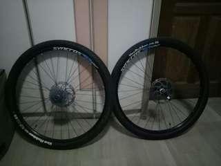 Wheelset 29er