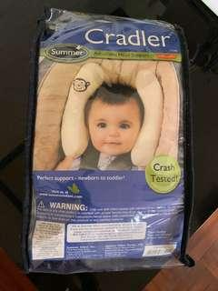 幼兒固定枕,適合bb車,適合bb car seat !