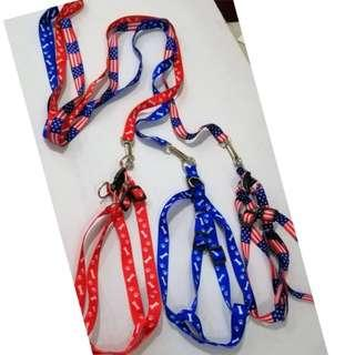 XSmall PET Leash with Harness