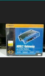 LINKSYS ADSL
