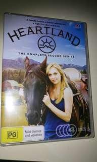 Heartland - season 2 (four disc set)