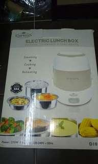 Empress Electric lunch box