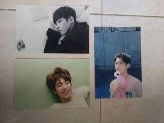 [WTS] WONWOO EXHIBITION PHOTOS