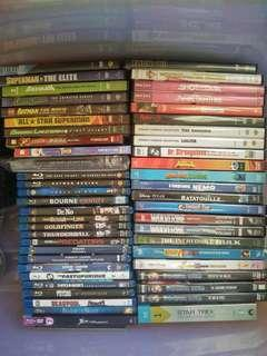 Blu-ray & DVD Collection