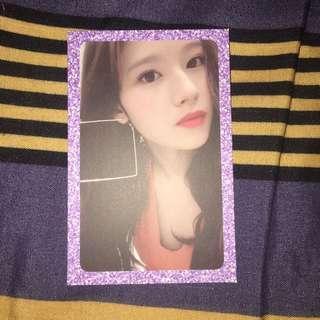 Twice Sana Dance The Night Away Photocard