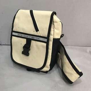 Benetton original sling bag