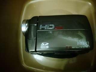 JVC 高清攝錄影機 79℅NEW