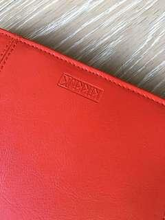 Kiki k Refillable Leather Notebook