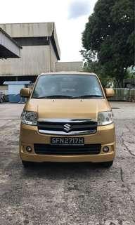 Suzuki APV 1/6 GLX Auto