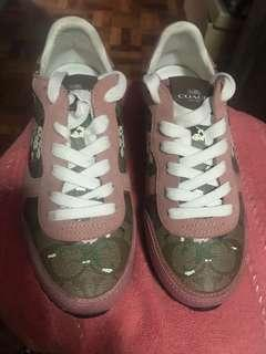 Coach Rubber shoes size 6B (Original)