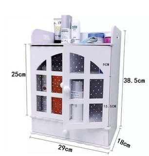 Cosmetics / Skin Care / Make Up / Accessories Storage Box